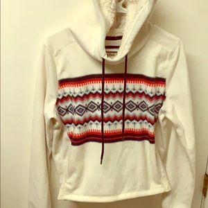 New Never worn men's Abercrombie hoodie